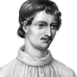 Giordano Bruno (Nola, 1548 – Roma, 17 febbraio 1600)