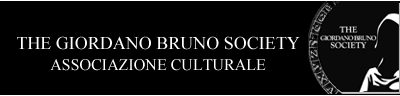 The Giordano Bruno Society