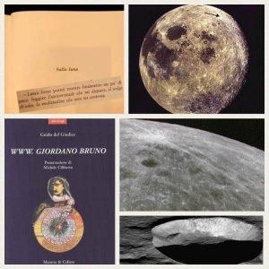 Il cratere Giordano Bruno