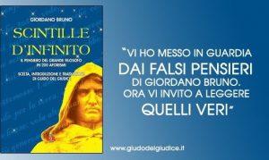 Scintille d'infinito, il pensiero di Giordano Bruno in 200 aforismi: booktrailer